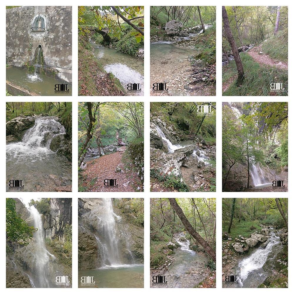 Photos by Bernard Jan - Lovranska Draga Slap, Croatia, October 2020