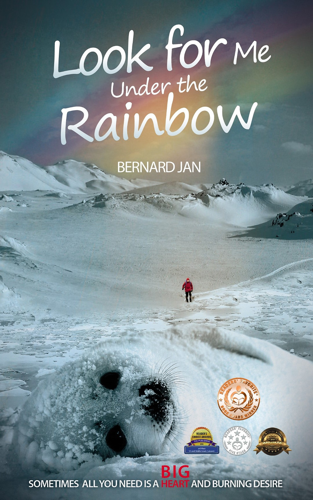 Look for Me Under the Rainbow by Bernard Jan with awards
