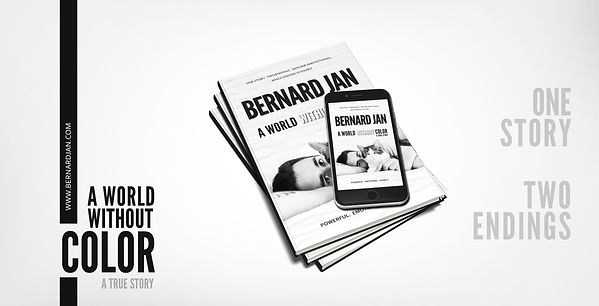 A World Without Color by Bernard Jan eBook and paperback