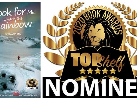 TopShelf Book Awards Nominee