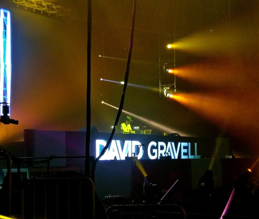 Photo by Bernard Jan - David Gravell
