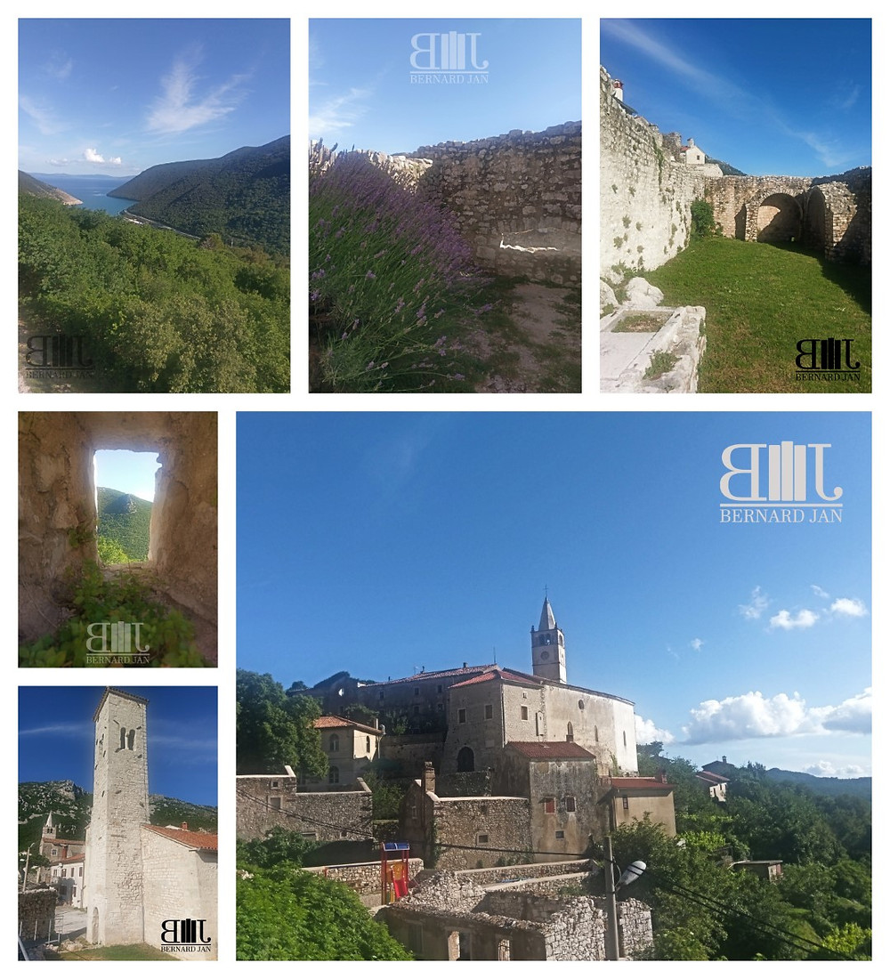 My vacation in Croatia: Plomin, June 11, 2020