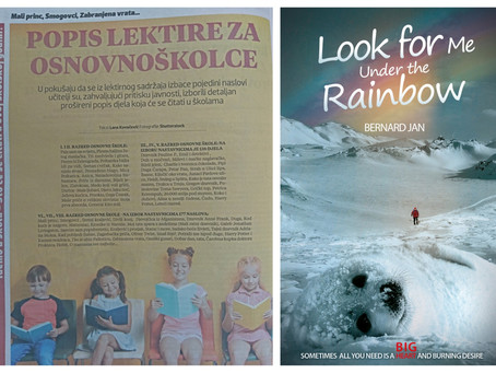 Look for Me Under the Rainbow in Croatian Schools!