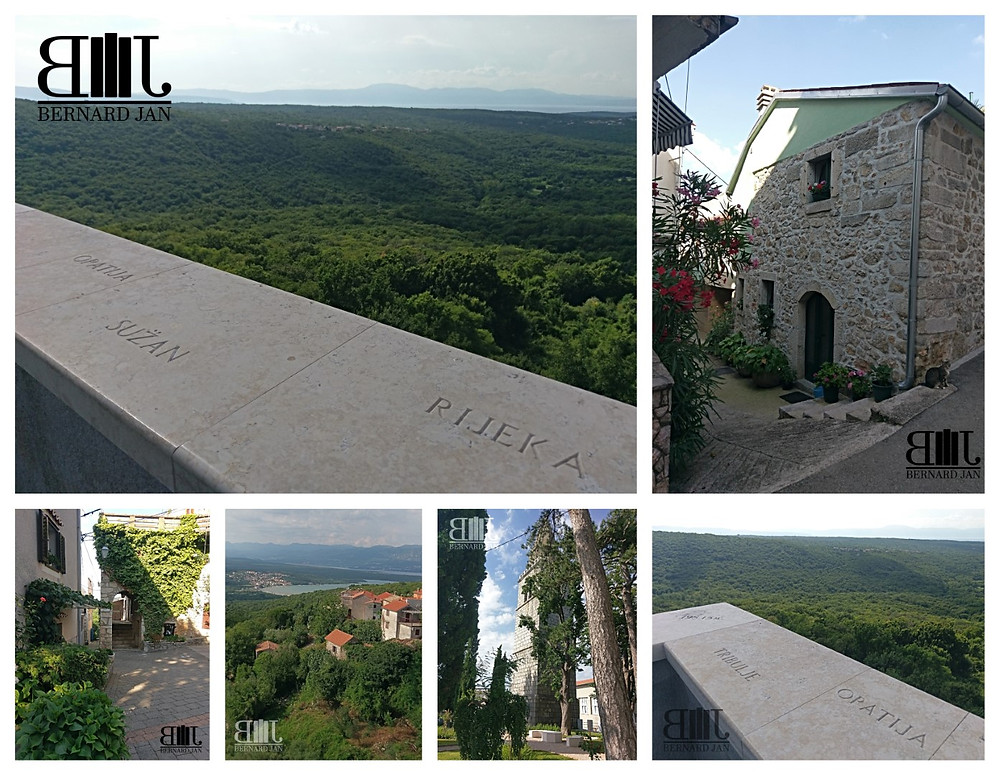 My vacation in Croatia: Dobrinj, July 1, 2020