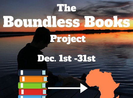 The Boundless Books Project for Ethiopia