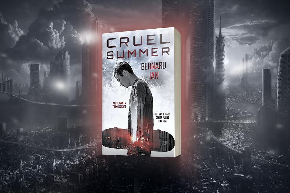 Cruel Summer teaser by Silver Dagger Book Tours