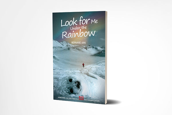 Look for Me Under the Rainbow by Bernard Jan paperback