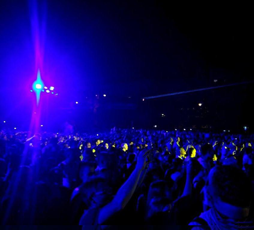 Photo by Bernard Jan - 2Cellos concert in Zagreb, 2016 b