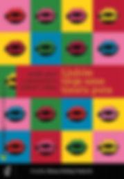 Naslovnica zbirke eseja Ljubim tvoje usne tisuću puta u sklopu kojeg je Bernard Jan objavio svoj esej Razotkrivanje: moj svijet (skraćena verzija)