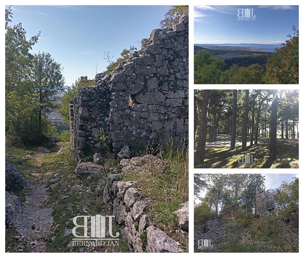 Photos by Bernard Jan - Hreljin Old Town, Croatia, October 2020