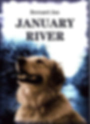 A Croatian book cover of the novel January River by the author Bernard Jan