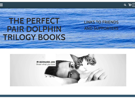 A Friend of The Perfect Pair Dolphin Trilogy Website