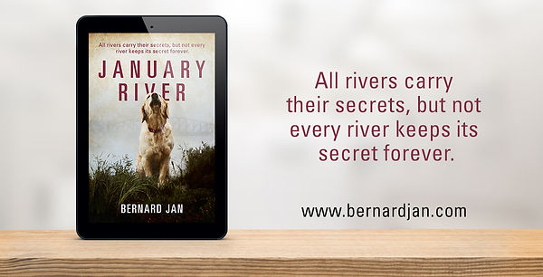 January River by Bernard Jan eBook