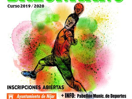 INSCRIPCIONES ABIERTAS CURSO 2019/20