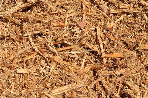 3 Yards Of Cypress Mulch