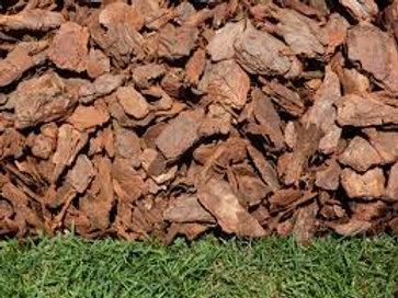 3 Yards Of Large Nugget Pine Bark