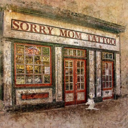 Sorry Mom by Marilyn Victor