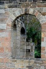 Sugar Mill Ruins by Judith Lathop