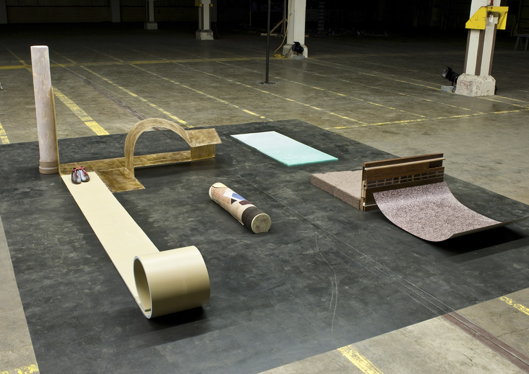 Installation view, May 2012