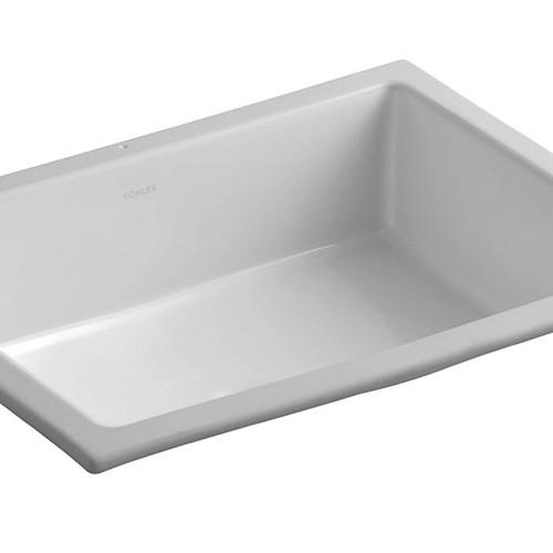 Verticylтў Rectangular Undermount Bathroom Sink K-2882-0 online sink store   usa   jet sink depot