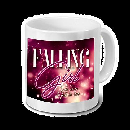 """Tasse """"Falling Girl"""""""