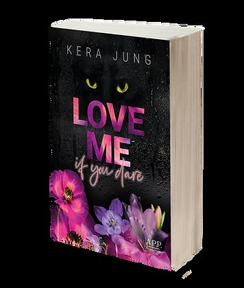 Love me, if you dare - Print  / Lesezeichen / Autogrammkarte