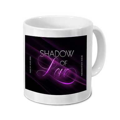 "Tasse ""Shadow of Love"" Motiv 5"