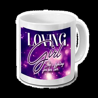 """Tasse """"Loving Girl"""" Motiv 1"""
