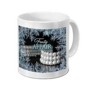 "Tasse ""Frosty Affair"" Motiv 3"