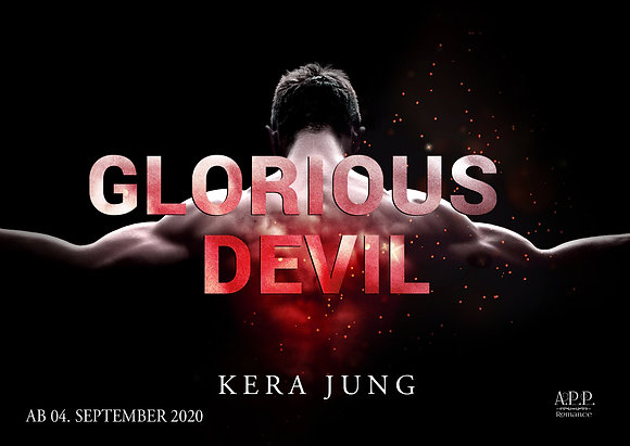 Postkarte Glorious Devil