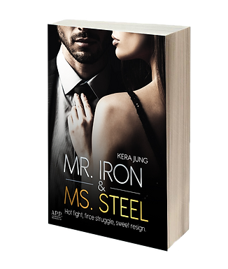 Mr Iron & MS. Steel
