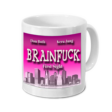 """Tasse """"Brainfuck – Firt Sight"""""""