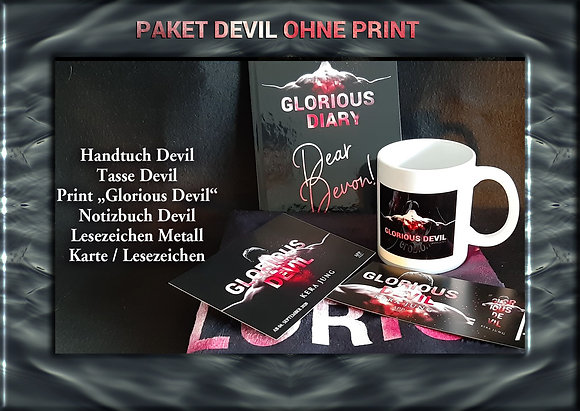 Devil Paket ohne Print