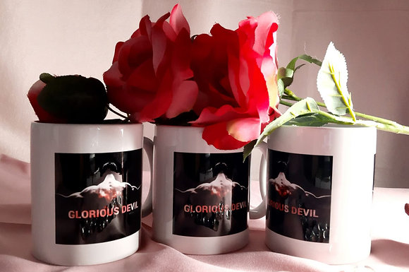 "Tasse ""Glorious Devil"""