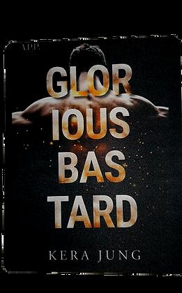 """Mousepad """"Glorious Bastard"""""""