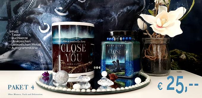 Close to you-Paket 4