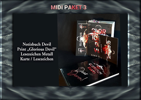 "Glorious Devil Kiste ""Midi 3"""
