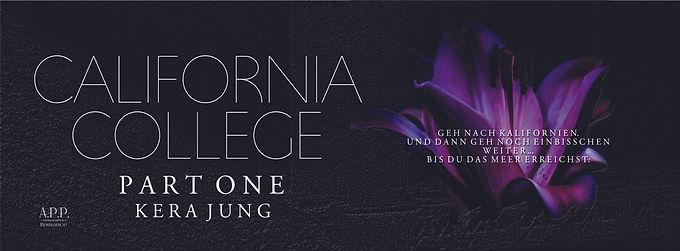 Lesezeichen California College Sammelband Teil 1