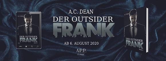 Lesezeichen Frank – Outsider