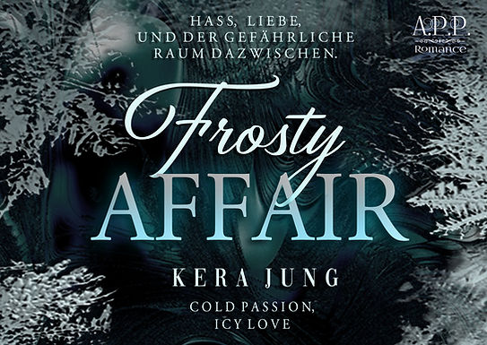 Postkarte Frosty Affair