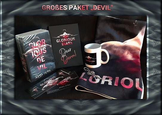 """Glorious Devil Kiste """"groß"""""""