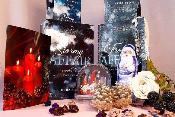 Weihnachtspaket Affair-Reihe