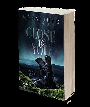 Close to you - Print - / Lesezeichen / Autogrammkarte