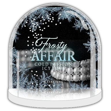 "Kugel ""Frosty Affair"" Motiv 2"