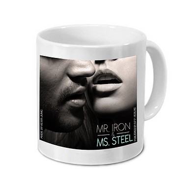 "Tasse ""Iron & Steel"" Motiv 3"
