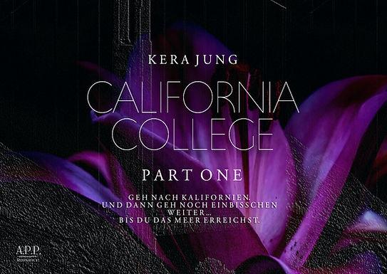 Postkarte / Lesezeichen California College Sammelband Teil 1