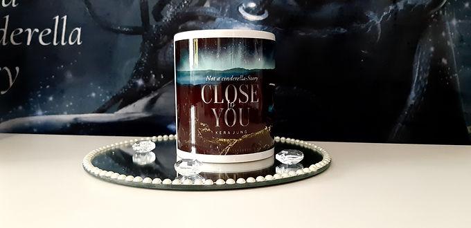 "Tasse ""Close to you"""