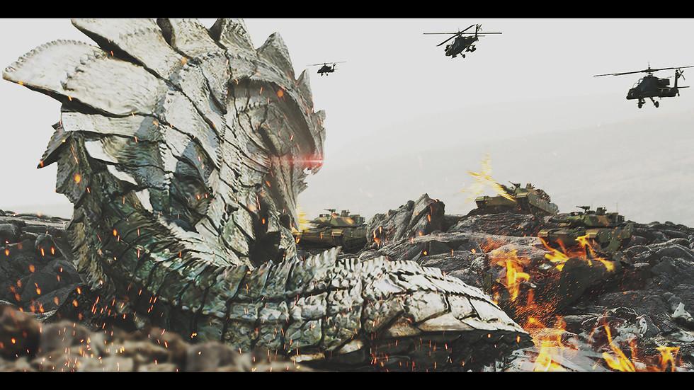 Kaiju Battle