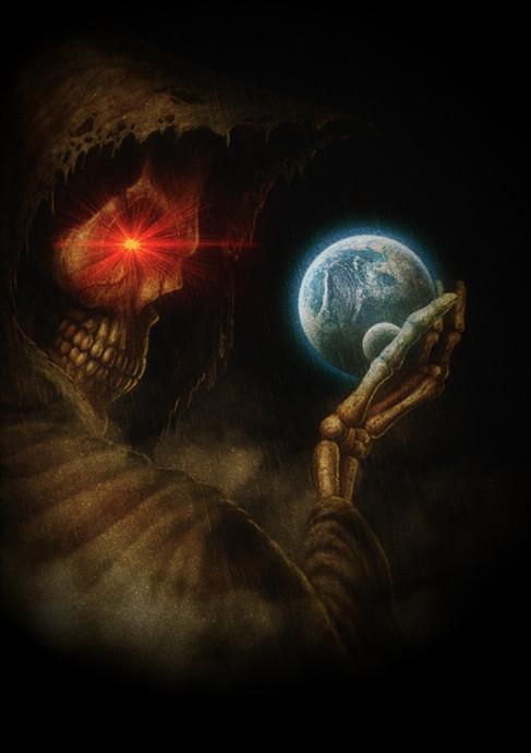 A Reaper's World