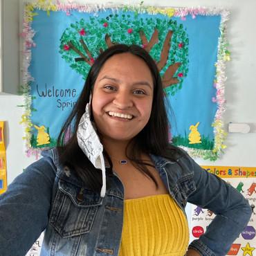 Jessica Zapata - 3's Teacher